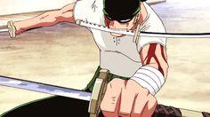 Zoro senpai's so cooooool *Q* One Piece Gif, Zoro One Piece, One Piece World, One Piece Anime, Roronoa Zoro, Sleep Love, Eat Sleep, Assassin, Latest One Piece