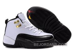 official photos 32f4a 650e1 Find this Pin and more on Jordan Kids by verryfjkf. Kids Air Jordan 12 Black  ...