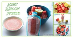 Watermelon Kiwi Puree - Powered by @ultimaterecipe