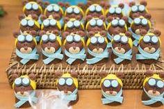 Resultado de imagem para doces decorados da festa infantil aviador