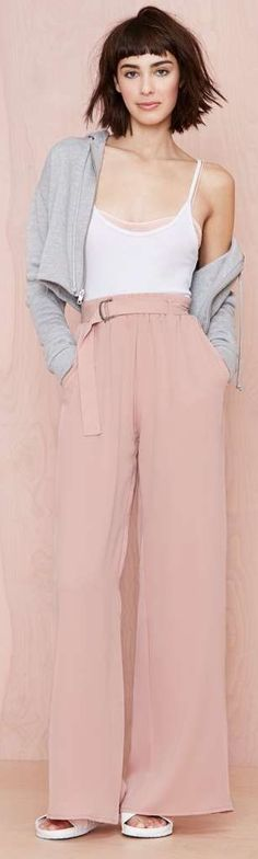 Go With the Flowy Pants | Nasty Gal