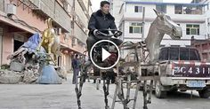 cheval-mecanique