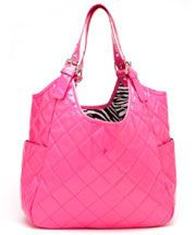 JPLizzy Bag! I heart pink and a bag with lots of space!