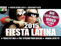 LATIN HITS 2015 ► VIDEO MIX COMPILATION ► BEST OF LATIN FITNESS MUSIC - SALSA, BACHATA, REGGAETON - YouTube