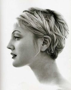cute shaggy pixie hairstyles for curly hair 30 somethings - Google Search