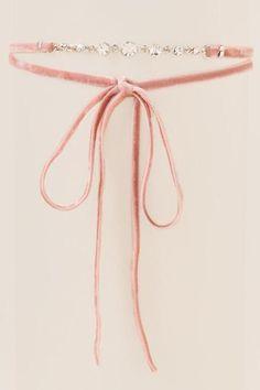 Rosalind Velvet Wrap Choker