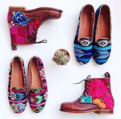 Teysha handmade boots and flats