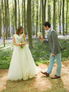 Robe de mariée - Atelier Swan Costume marié - Samson