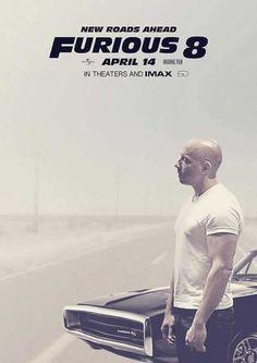 Vas a extrañar a Paul Walker cuando veas este nuevo póster de Rápido y Furioso
