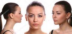 Resultado de imagem para rosto feminino referencia