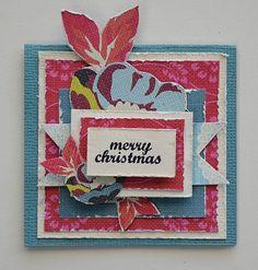 Christmas card by Prima Educator, Janine Koczwara