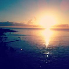 Punta Del Este - Uruguay sunset