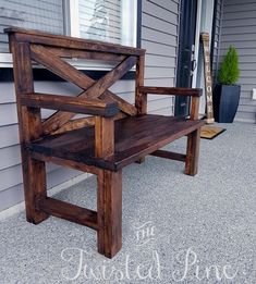 Home Furniture Living Room Rustic Furniture Shelves Code: 4533343836 Rustic Garden Furniture, Used Outdoor Furniture, Rustic Furniture, Wood Bench Outdoor, Home Decor, Rustic Outdoor Furniture, Wood Furniture Diy, Bench Decor, Wood Furniture