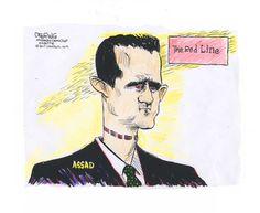 John Deering (2017-04-26) Bashar El-Assad