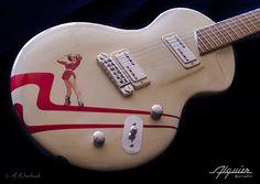 fabrication et réparation de guitares modèles fastback, classiques et folk à Perpignan