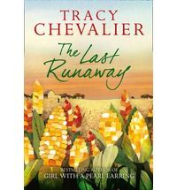 The Last Runaway by Tracey Chevalier. Hmmmmm... An entertaining read, but could have done with another edit. A lot of repetition of descriptions. Also the pace could be revved up very easily. Surprising from such a distinguished author. Also her editor should have told her that English people - like her Quaker heroine - do not use the term 'calico cat'.