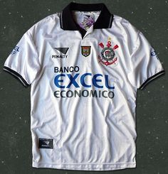Corinthians Home football shirt 1997