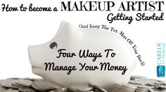 Four Ways To Manage Your Money (And Keep The Tax Man Off Your Back)