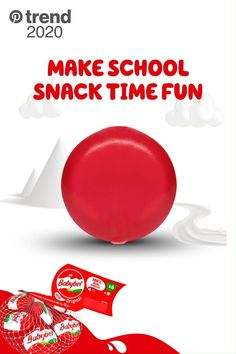 Not only is Babybel delicious, it's exciting to open, too! You just can't beat peeling off that unique red wax to reveal 100% real cheese. Tap the Pin and make snack time fun. Diy Gifts Cheap, Easy Diy Gifts, Babybel Cheese, Frozen Dog Treats, Happy Birthday Video, Fiesta Baby Shower, Make School, School Signs, Husband Birthday
