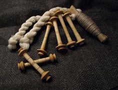 Medieval thread reels