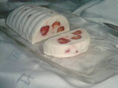 Epres-túrós őzgerinc recept lépés 6 foto Pink Foods, Ice Cream, No Churn Ice Cream, Icecream Craft, Ice, Gelato