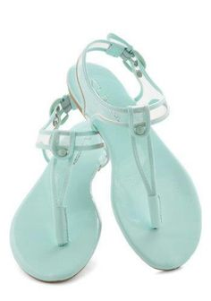 2058472558c0 I Can Sea Clearly Sandal - Mint