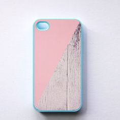 Color Block iPhone 4/4S Case Pnk now featured on Fab.