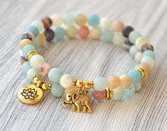 Chakra Bracelet Gift for her Chakra Jewelry Mala Bracelet Yoga Bracelet Gemstone Bracelet Mala beads Beaded bracelet Bracelet Chakra, Chakra Jewelry, Yoga Bracelet, Yoga Jewelry, Gemstone Jewelry, Beaded Jewelry, Beaded Bracelets, Handmade Jewelry, Stacking Bracelets