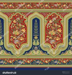 Explore high-quality, royalty-free stock images and photos by NAVINBHAI BABUBHAI PATEL available for purchase at Shutterstock. Indian Artwork, Indian Prints, Hand Embroidery Design Patterns, Boarder Designs, Paisley Art, Victorian Flowers, Design Seeds, Stock Foto, Textile Prints