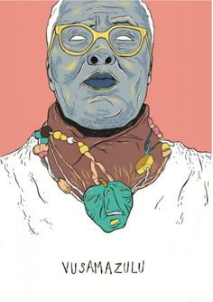 On pride and culture: Zinhle Zulu is the award-winning illustrator to watch - Between 10 and 5 Zulu, Creative Industries, Illustrator, Awards, Pride, Joker, Africa, Culture, Watch