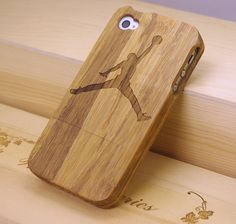 Real Nature bamboo Case iPhone 4 wood case iPhone 4s by einasf68, $22.99