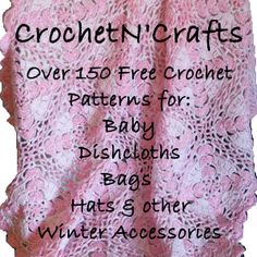 Many Free Crochet Patterns , including scarves, baby designs, kitchen dishcloths etc- By Indie Crochet Designers -
