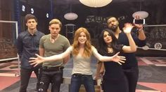"""1,529 Likes, 17 Comments - Shadowhunters Updates (@nephilimupdates) on Instagram: """"#Shadowhunters cast announce the air date for Season 2B. (5th June)  via @ShadowhuntersTV FB…"""""""