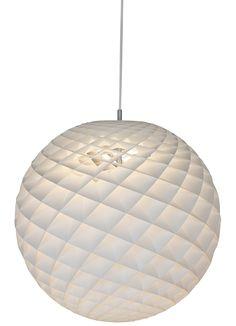 Patera Pendant Light