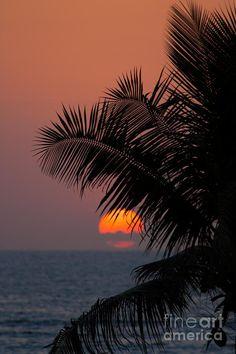 ✯ Sunset On Kuta Beach - Bali, Indonesia