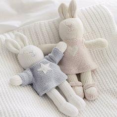 crochet baby bunnies