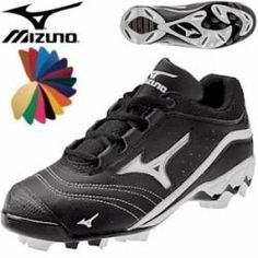 Mizuno Womens 9-Spike Watley G3 Switch Molded Cleats by Mizuno. $59.95. Mizuno Watley G3 Switch Molded Cleats...Versatile And Functional! Mizuno is the premier company and supplier of baseball equipment to professionals for a reason. The Womens Watley G3 Switch Molded Cleats are ideal for the elite fastpitch athlete. Mizuno Womens 9-Spike Watley G3 Switch Molded Cleats feature: Top quality dynamic synthetic leather for superior feel, breathability, and comfort Patented 9-Spi...
