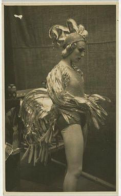 riabouchinska, 1938, ballet russe, the golden cockerel