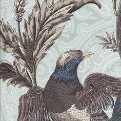 Winslow Fabric-Braemore Pheasant Hunt Spa