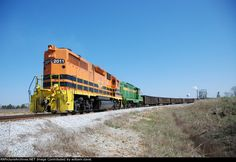 The Columbus & Greenville Railway (CAGY) is a 162-mile short line freight railroad that interchanges with the Alabama & Gulf Coast Railway, BNSF, Canadian National, CSX Transportation and Norfolk Southern.   Commodities transported include brick, food products, metals and scrap.   The CAGY was acquired by Genesee & Wyoming in 2008.