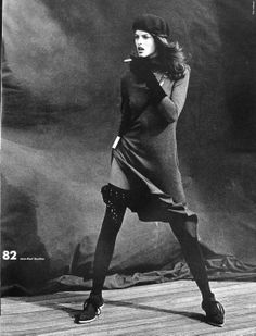 Linda Evangelista in Jean Paul Gaultier, photo by Peter Lindbergh Linda Evangelista, Fashion Images, Fashion Models, Peter Lindbergh, Portraits, Famous Photographers, White Fashion, Jean Paul Gaultier, Supermodels