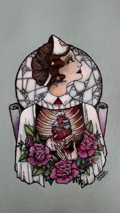 Nurse tattoo idea