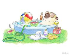 Fill up the kiddie pool and break out the beer -- time to enjoy the dog days of summer with one last hurrah before the leaves start to change! All you