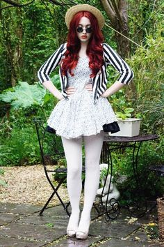 Red Hair sarah winter