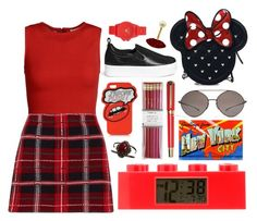 """""""Red love"""" by ashtags ❤ liked on Polyvore"""