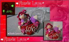 Creature Fatate realizzate in Fimo - Fimo's Love