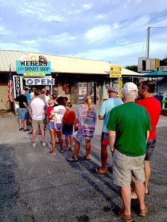 10. Weber's Little Donut Shop, Port St. Joe