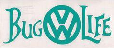 Volkswagen Bug Life VW Volkswagon Bug, Volkswagen New Beetle, Beetle Bug, Volkswagen Logo, Vw Beetles, Car Brands Logos, Bugs, Vw Logo, Vw Camping