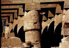 Columns, Karnak Temple, Egypt