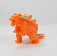 Monster In My Pocket - Series 6 Dinosaurs - 158 Ankylosaurus - Toy Figure A